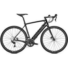 FOCUS Paralane² 9.6 E-bike Racer sort